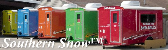 Concession Trailer 6' x 12'